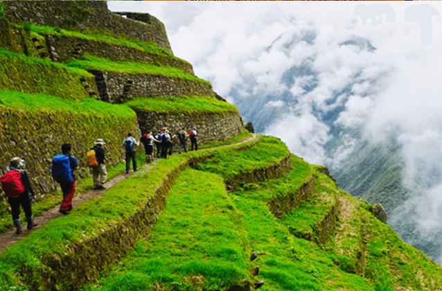 1D Inca Trail trekking a Machu Picchu
