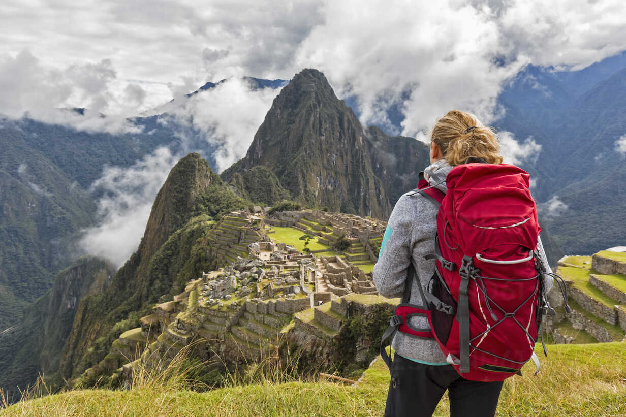 2d1n backpacker trekking to machu picchu via hydroelectric