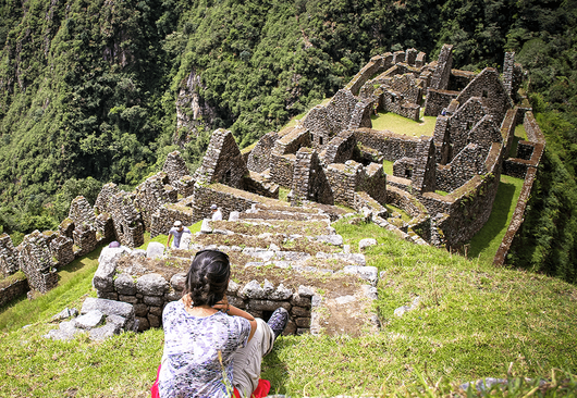2-Day Inca Trail Tourist ticket from KM104 to Machupicchu