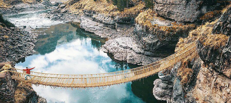 4个湖泊+ Q'eswachaka印加大桥之旅