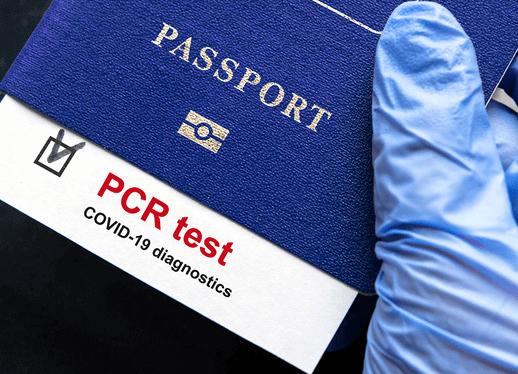 库斯科旅客的 COVID-19 RT-PCR 分子检测