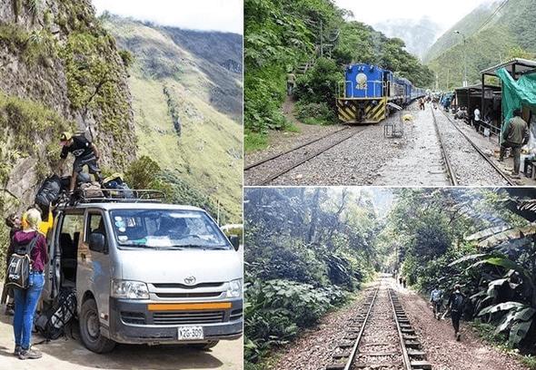 Transfer von Cusco zum Wasserkraftwerk RUNDFAHRT