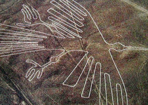 Fly over Nazca Lines from Nazca airport