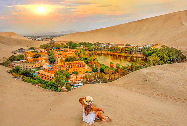 Full Day Paracas, Ballestas Islands, Ica, Huacachina