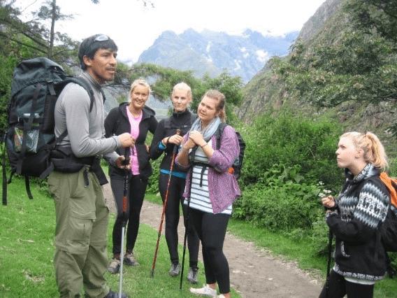 CAMMINO INCA Guida dal KM104 a Machu Picchu