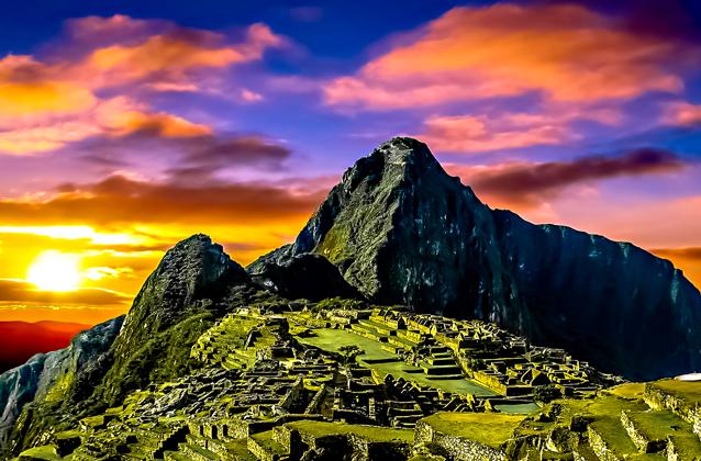 Inca Trail a Machu Picchu 2D / 1N da Cusco