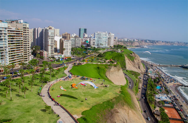 利马最佳城市游+秘鲁美食