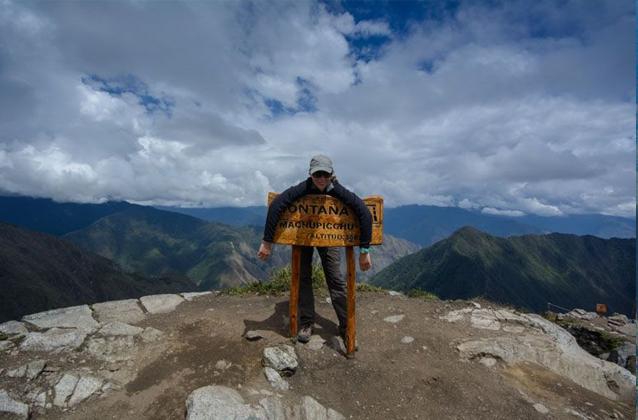 Machu Picchu Montaña Caminata 9am + Machu Picchu