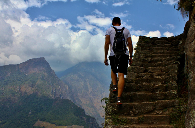 Huaynapicchu ticket 10:00am + Machu Picchu