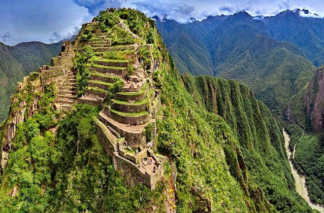 Biglietto Huaynapicchu 7am + Machu Picchu