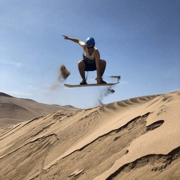 2D1N Tour of Ica, Huacachina + Nazca lines