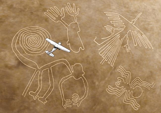 Linhas 2D1N Paracas, Ica, Huacachina + Nazca