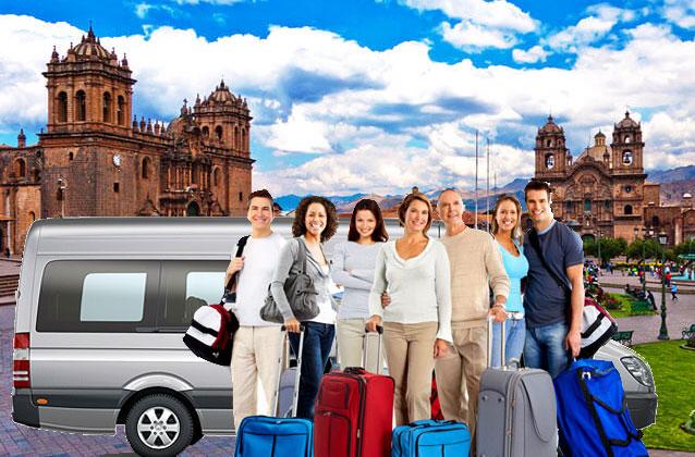 Cusco Hotel zum Flughafentransport
